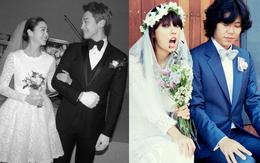 Vợ chồng Lee Hyori - Lee Sang Soon bất ngờ bị Bi Rain - Kim Tae Hee đánh bại trong BXH mới