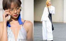 Chỉ trong ngày đầu, VIFW đã gây ấn tượng với sự xuất hiện của Phí Phương Anh, Fung La và loạt street style siêu chất