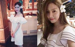 """""""Nàng cháo"""" Kim So Eun bất ngờ check-in tại Đà Nẵng: Vừa trắng vừa đẹp hết phần người khác!"""