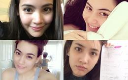 Đọ mặt mộc 100% của loạt mỹ nhân hàng đầu showbiz Thái: Có khi còn đẹp hơn cả trang điểm