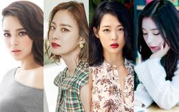 Dân mạng xôn xao vì 4 nữ thần Kim Tae Hee, Hoa hậu Park Si Yeon, Irene và Sulli sinh cùng ngày hôm nay