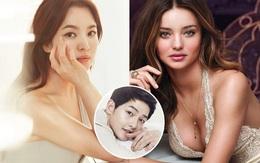 6 năm trước, Song Joong Ki mê mẩn mẫu hình phụ nữ khác xa vị hôn thê Song Hye Kyo