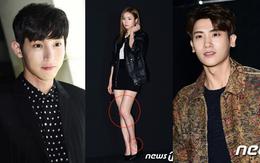 """Mỹ nhân mặt đơ lộ nhiều vết tấy đỏ, Park Hyung Sik của """"Do Bong Soon"""" điển trai bên dàn mỹ nam"""