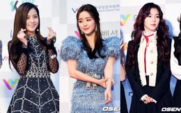 """Thảm đỏ Seoul Music Awards: """"Phạm Băng Băng Hàn Quốc"""" mặc sến vẫn đủ lấn át loạt mỹ nhân Kpop"""