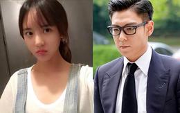 Tưởng scandal đã kết thúc, bạn gái cũ bất ngờ tố T.O.P mới là người dụ dỗ hút cần sa