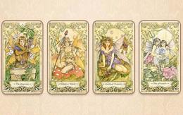 Chọn một lá bài Tarot để biết may mắn gì sẽ đến với tình yêu của bạn