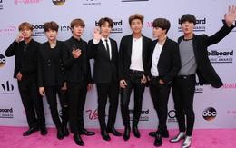 BTS bỗng dưng được Vogue Mỹ khen là nhóm nhạc mặc đẹp nhất Billboard 2017
