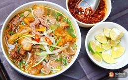 Ở Hà Nội có một món bún rất lạ: đầy ắp thịt bò mà chỉ có 25k