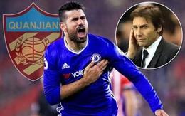 Đội bóng Trung Quốc xác nhận hỏi mua Costa