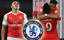 """Nói thế này, Alexis Sanchez khác nào đang """"tỏ tình"""" với Chelsea"""