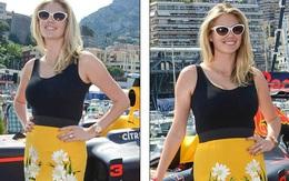 """Mourinho và siêu mẫu Kate Upton """"đổ bộ"""" Monaco GP"""