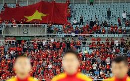 """""""Cảm ơn và tự hào lắm U20 Việt Nam"""""""