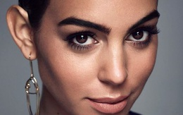 Georgina Rodriguez lạ lẫm trong hình ảnh đầu tiên làm người mẫu