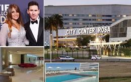 Khám phá bên trong tổ hợp khách sạn hoành tráng, nơi diễn ra tiệc cưới của Messi và Antonella