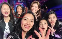 """Đây là cô gái Trung Quốc may mắn diễn """"Victoria's Secret"""" với Candice Swanepoel, Liu Wen...!"""
