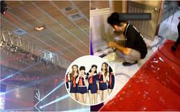 BTC đêm nhạc có NCT, T-Ara lên tiếng về sự cố cháy sân khấu, fan xô xát đến chảy máu