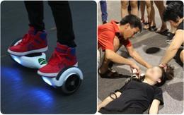Xe điện tự cân bằng - đừng coi thường mà rước họa vào thân