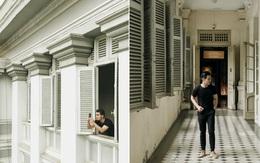 """Chỉ với 5k đồng, bạn sẽ được bước ngay vào thiên đường chụp ảnh """"vừa lạ vừa quen"""" của giới trẻ Sài Gòn!"""