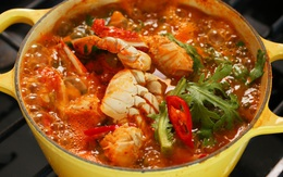 Thay vì luộc, hãy học người Hàn Quốc cách dùng… ghẹ nấu canh!