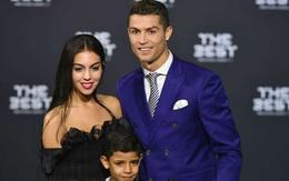 Bồ mới của Ronaldo cũng xuất thân từ gia đình bóng đá