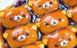 Thử ngay phiên bản bánh trôi độc đáo của Nhật Bản