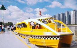 Người Sài Gòn chính thức được đi buýt đường sông ngày 25/11 với giá vé 15.000 đồng/lượt