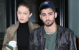 Yêu không chỉ vì vẻ ngoài, Gigi Hadid để mặt mộc ra phố vẫn được Zayn nắm chặt tay