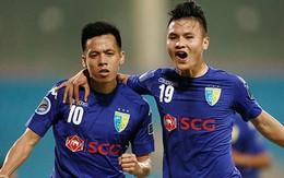 TRỰC TIẾP vòng cuối V.League 2017: Than Quảng Ninh gỡ hòa 2-2 trước Hà Nội FC