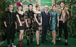 """Angela Phương Trinh, Đông Nhi, Chi Pu đua nhau ăn diện kiểu """"diễm tình"""" tại sự kiện Dolce&Gabbana"""
