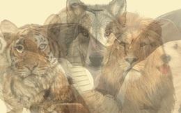Bạn nhìn thấy con vật nào trong bức tranh ảo giác này, điều đó sẽ nói lên bạn là người như thế nào
