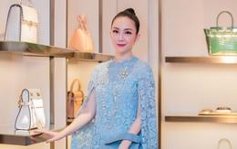 Linh Nga diện set đồ 145 triệu đi sự kiện tại Hà Nội