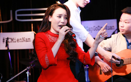 """Hồ Quỳnh Hương """"choáng váng"""" khi bị fan hỏi khó: """"Bao giờ lấy chồng?"""""""