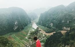 Nếu nghĩ Ninh Bình là một nơi tẻ nhạt, thì đó là do bạn chưa đi Hang Múa mà thôi!
