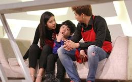 Giữa ồn ào chuyện chia tay, gia đình Tim - Trương Quỳnh Anh liên tục xuất hiện tình cảm trên TV Show