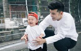 Ưng Hoàng Phúc và con trai cực dễ thương trong MV nhạc thiếu nhi