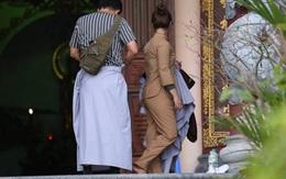 Đà Nẵng: Nhà chùa cho khách mượn váy quây để không ăn mặc phản cảm ở nơi tôn nghiêm