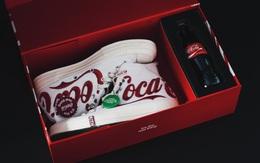 """Review """"tận tay"""" đôi KITH x Coca Cola x Converse Chuck Taylor 1970s, bản giới hạn chỉ có 1000 đôi trên thế giới"""
