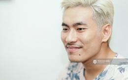 """Kiều Minh Tuấn phải tắm trắng, tẩy tóc liên tục khi nhận vai chính trong """"Em chưa 18"""""""