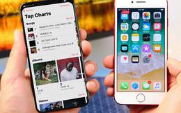 Cận cảnh iPhone 8 không viền màn hình đẹp mướt mải