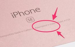 """Nếu bạn thấy iPhone có chữ """"Lắp ráp tại Ấn Độ"""" thì nó không phải hàng giả đâu nhé"""