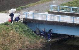 Nhật: Phát hiện thi thể bé gái khoảng 10 tuổi, không mặc quần áo gần kênh thoát nước