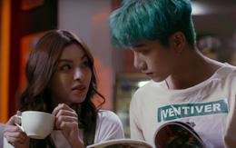 """Juun Đăng Dũng """"tình tứ"""" với Tú Hảo (The Face) trong MV tự thân vận động"""