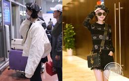 Là tân đại sứ của Dior nhưng rốt cục Triệu Lệ Dĩnh đang mặc thứ gì đi dự Paris Fashion Week vậy?