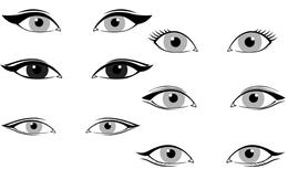 Chọn đôi mắt giống mình nhất để biết ưu điểm và nhược điểm của bản thân