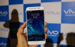 Vivo ra mắt smartphone V5 Plus: camera kép ở mặt trước, selfie xóa phông siêu ảo