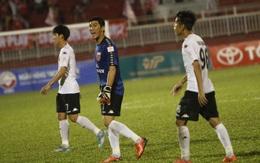 Giọt nước mắt chảy ngược sau vụ Long An làm mất thể diện bóng đá Việt Nam