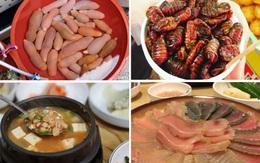 Nhìn những món ăn nổi tiếng Hàn Quốc này, đảm bảo rất nhiều người muốn... bỏ chạy