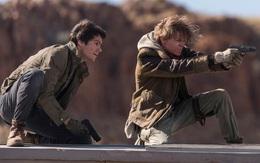 """""""Maze Runner: The Death Cure"""" công bố ngày ra mắt cùng những hình ảnh nóng hổi đầu tiên của phim"""