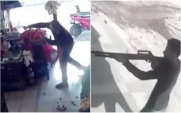 Thổ Nhĩ Kỳ: Người đàn ông dùng cà chua đánh bại tên cướp có vũ trang