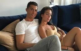 NÓNG: Ronaldo thừa nhận bạn gái Georgina đang mang thai
